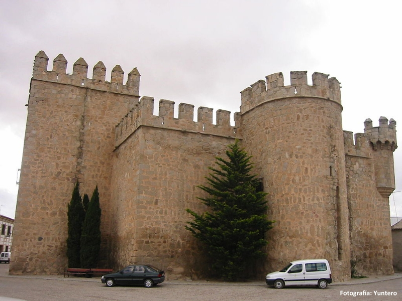 Castillo de Orgaz - Casa Rural Orgaz - Turismo Rural Orgaz